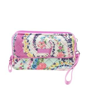 Vera Bradley Multi-Color Floral Shoulder Bag167678